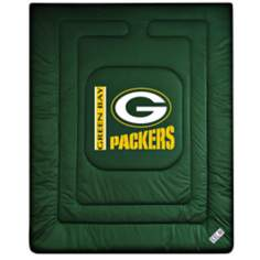 NFL Green Bay Packers Locker Room Comforter