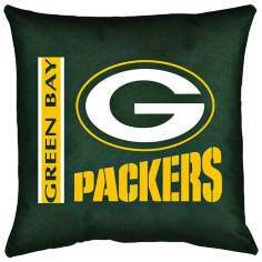 NFL Green Bay Packers Locker Room Pillow