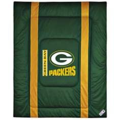 NFL Green Bay Packers Sidelines Comforter