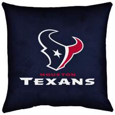 NFL Houston Texans Locker Room Pillow