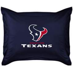 NFL Houston Texans Locker Room Pillow Sham