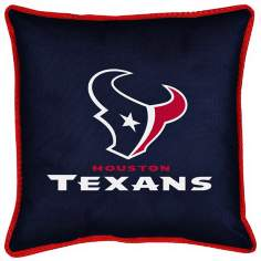 NFL Houston Texans Sidelines Pillow