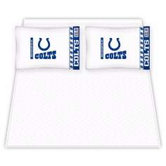 NFL Indiana Colts Micro Fiber Sheet Set