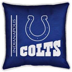 NFL Indiana Colts Sidelines Pillow
