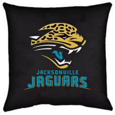NFL Jacksonville Jaguars Locker Room Pillow
