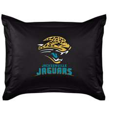 NFL Jacksonville Jaguars Locker Room Pillow Sham