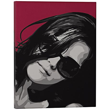 "Robert Abbey Lean 14"" High Pop Wall Art"