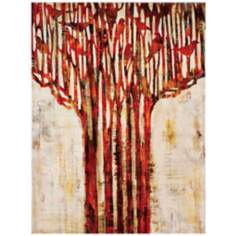 "Branching Out 35"" High Wall Art"