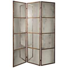 Uttermost Avidian 3-Panel Screen