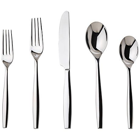 Nambe Aidan 5-Piece Place Setting