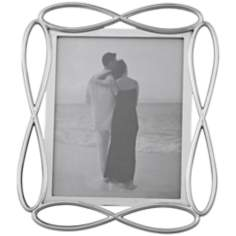 Nambe Infinity 4x6 Photo Frame