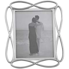 Nambe Infinity 5x7 Photo Frame