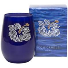 Hibiscus 13 Ounce Icon Candle