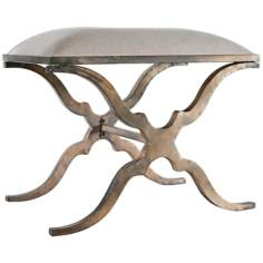 Uttermost Marlena Small Bench