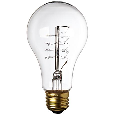 Edison Style 60 Watt Medium Base Light Bulb