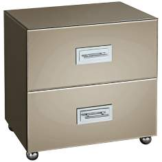 Uttermost Lexia Modern 2-Drawer Chest