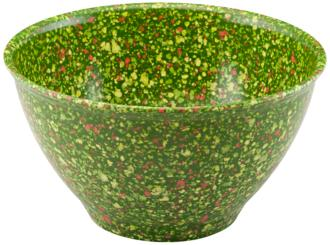 Rachael Ray Garbage Bowls 4-Quart Green Garbage Bowl (3H846) 3H846