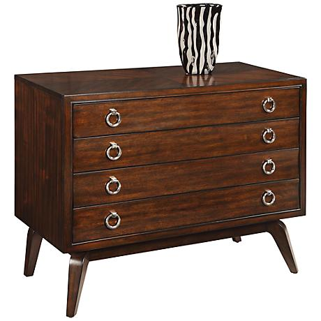Omni Rectangle 4-Drawer Hall Chest