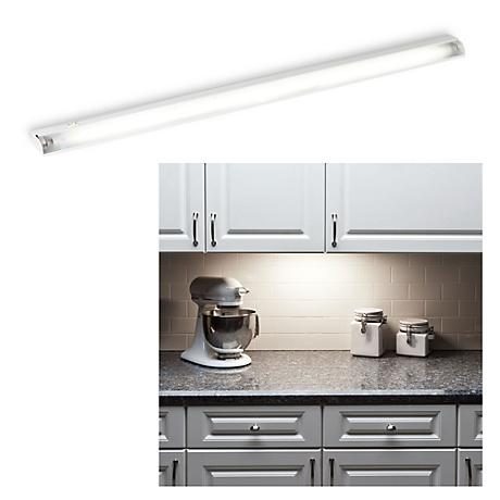 "Fluorescent 34"" Slim Under Cabinet Direct Wire Light"