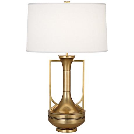 Robert Abbey Sofia Antique Brass Table Lamp