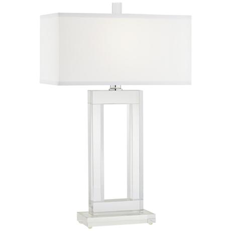 Vienna Full Spectrum Window Modern Crystal Table Lamp