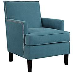 Colton Jukebox Blueberry Hill Armchair