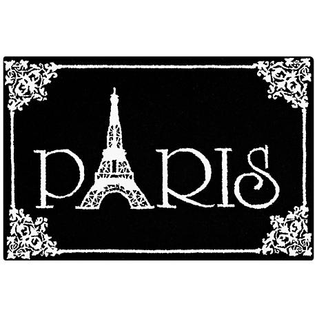 Paris 2'x3' Wool Doormat