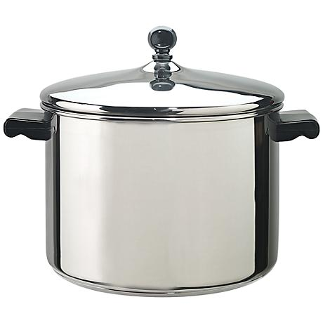 Farberware Classic Series Stainless Steel 8-Quart Stockpot