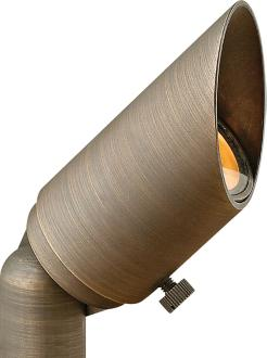 "Hinkley Hardy Island 2 1/2"" High Bronze Outdoor Spot Light (3R472) 3R472"