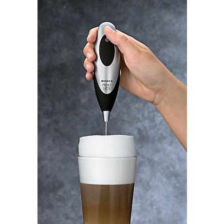 BonJour Primo Black Latte Milk Frother
