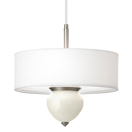 "West Highland White Cleo 16"" Wide Pendant Chandelier"