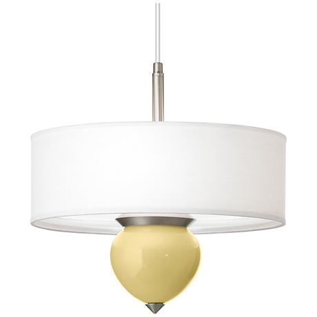 "Butter Up Cleo 16"" Wide Pendant Chandelier"