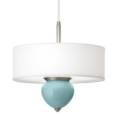 "Raindrop Cleo 16"" Wide Pendant Chandelier"