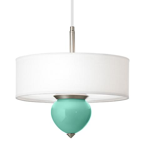 "Larchmere Cleo 16"" Wide Pendant Chandelier"