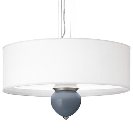 "Granite Peak Cleo 24"" Wide Pendant Chandelier"