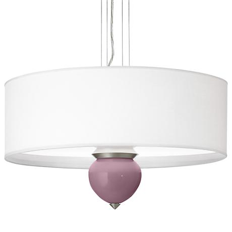 "Plum Dandy Cleo 24"" Wide Pendant Chandelier"