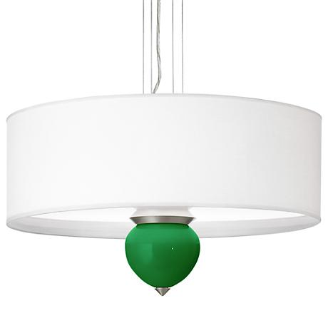 "Envy Cleo 24"" Wide Pendant Chandelier"