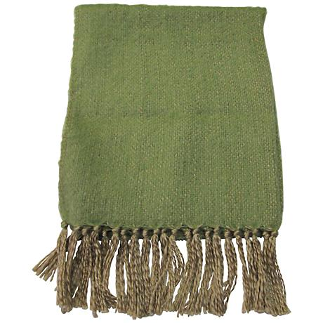 Gatsby Pear Decorative Throw Blanket