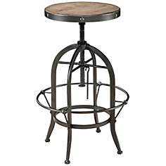 Walton Adjustable Swivel Stool