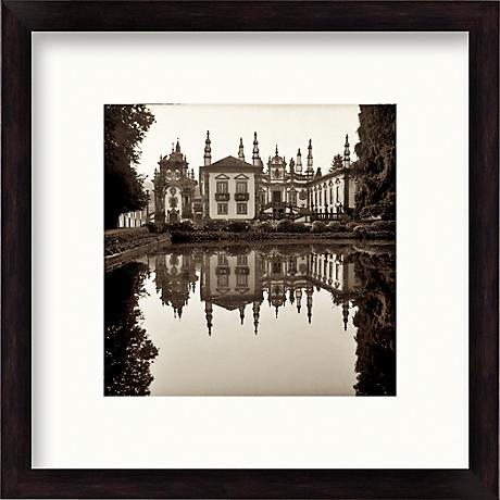 "Beauty in Portugal I 20 1/2"" Square Framed Wall Art"