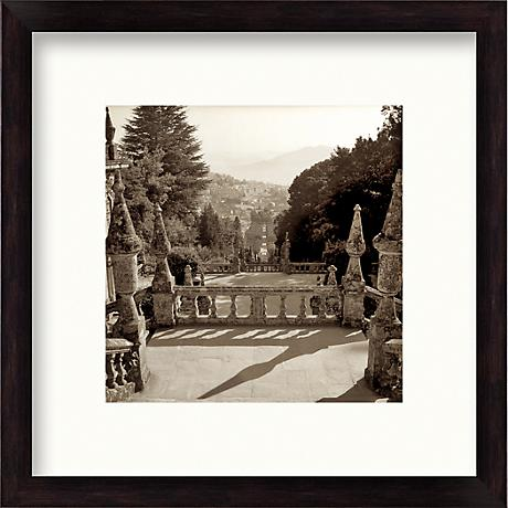 "Beauty in Portugal II 20 1/2"" Square Framed Wall Art"