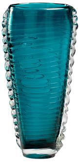 "Medium Dollie 12 1/2"" High Glass Vase (3W440) 3W440"