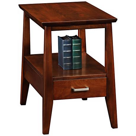 Delton Solid Wood Chairside End Table
