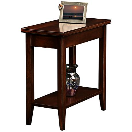 Laurent Narrow Chairside End Table
