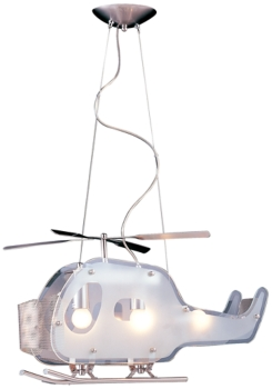 Heli Pendant Light
