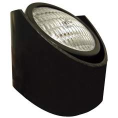 Black PAR36 Outdoor Well Landscape Light
