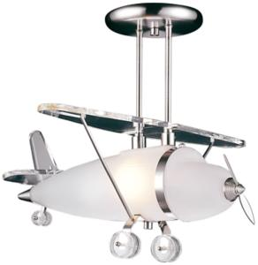 Prop Plane Pendant Chandelier at LAMPS PLUS