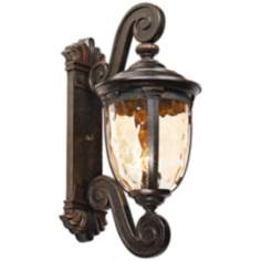 "Bellagio™ Collection 24"" High Outdoor Wall Light"
