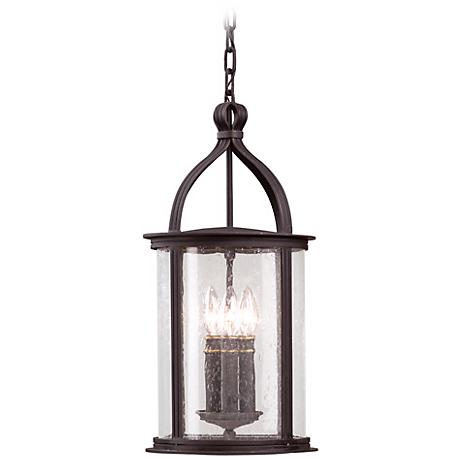 "Scarsdale Collection 21"" High Outdoor Hanging Light"