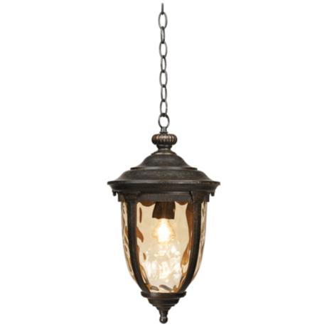 Bellagio Collection 18 High Outdoor Hanging Light 40379